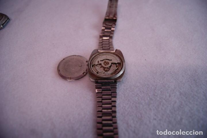Relojes - Seiko: LOTE DE 4 SEIKO AUTOMATICO Y 1 ORIENT AUTOMATICO REVISAR F60 - Foto 6 - 170333624