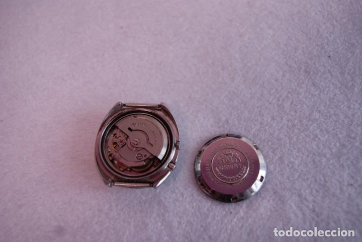 Relojes - Seiko: LOTE DE 4 SEIKO AUTOMATICO Y 1 ORIENT AUTOMATICO REVISAR F60 - Foto 8 - 170333624