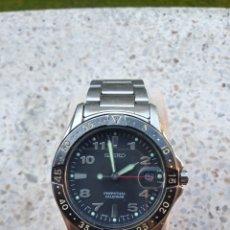 Relojes - Seiko: SEIKO CALENDARIO PERPETUO PARA REVISAR. Lote 172418263