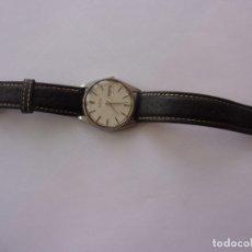 Relojes - Seiko: RELOJ SEIKO CON CORREA PIEL CALENDARIO. Lote 172846960