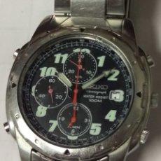 Relojes - Seiko: SEIKO CRONO ALARMA 7T-32. Lote 173114375