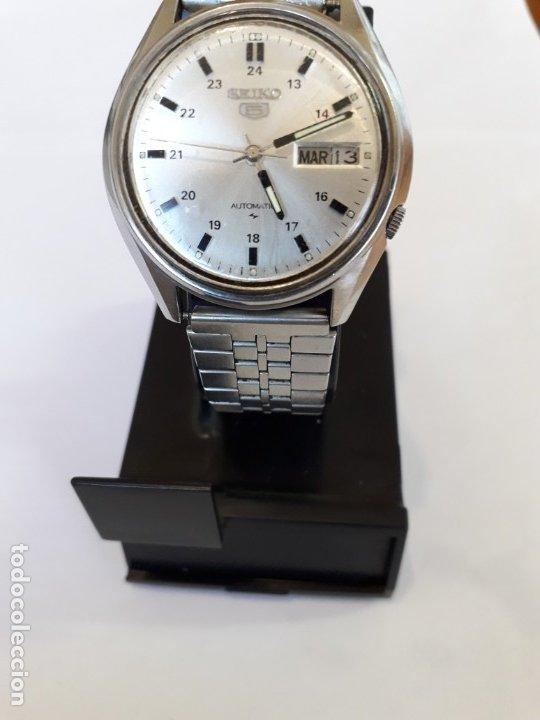 RELOJ SEIKO AUTOMATICO 7009-4040 (Relojes - Relojes Actuales - Seiko)