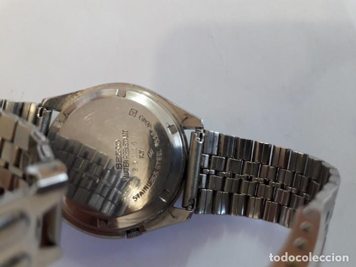 Relojes - Seiko: RELOJ SEIKO AUTOMATICO 7009-4040 - Foto 4 - 173665214