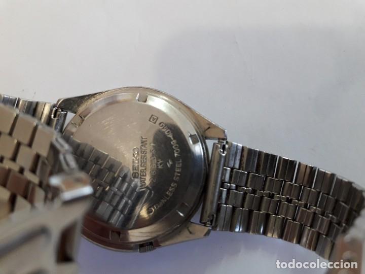 Relojes - Seiko: RELOJ SEIKO AUTOMATICO 7009-4040 - Foto 5 - 173665214