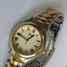 Relojes - Seiko: RELOJ VINTAGE SEIKO QUARTZ CALENDAR JAPAN TODO ORIGINAL. Lote 173852234