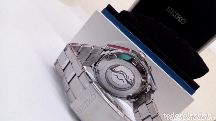 Relojes - Seiko: Reloj seiko Kinetic automatico - Foto 4 - 175115814
