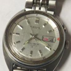 Relojes - Seiko: RELOJ SEIKO BELL-MATIC 17 J. AUTOMATICO DESPERTADOR VER FOTOS FUNCIONANDO. Lote 176004797