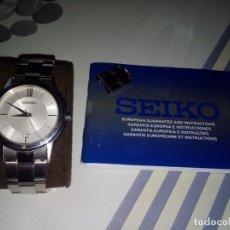 Relojes - Seiko: RELOJ SEIKO CUARZO. GRUPO ORIENT CITIZEN.. Lote 176296812