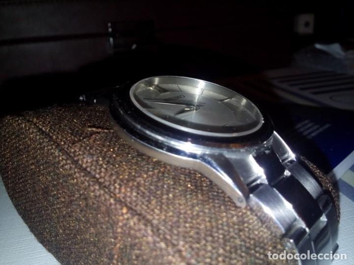 Relojes - Seiko: Reloj Seiko cuarzo. Grupo Orient Citizen. - Foto 4 - 176296812