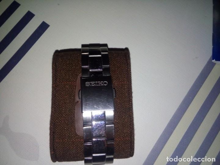 Relojes - Seiko: Reloj Seiko cuarzo. Grupo Orient Citizen. - Foto 5 - 176296812