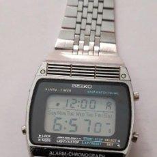 Relojes - Seiko: RELOJ DIGITAL SEIKO CHRONOGRAPH, MADE IN JAPAN, FUNCIONA,. Lote 176504403