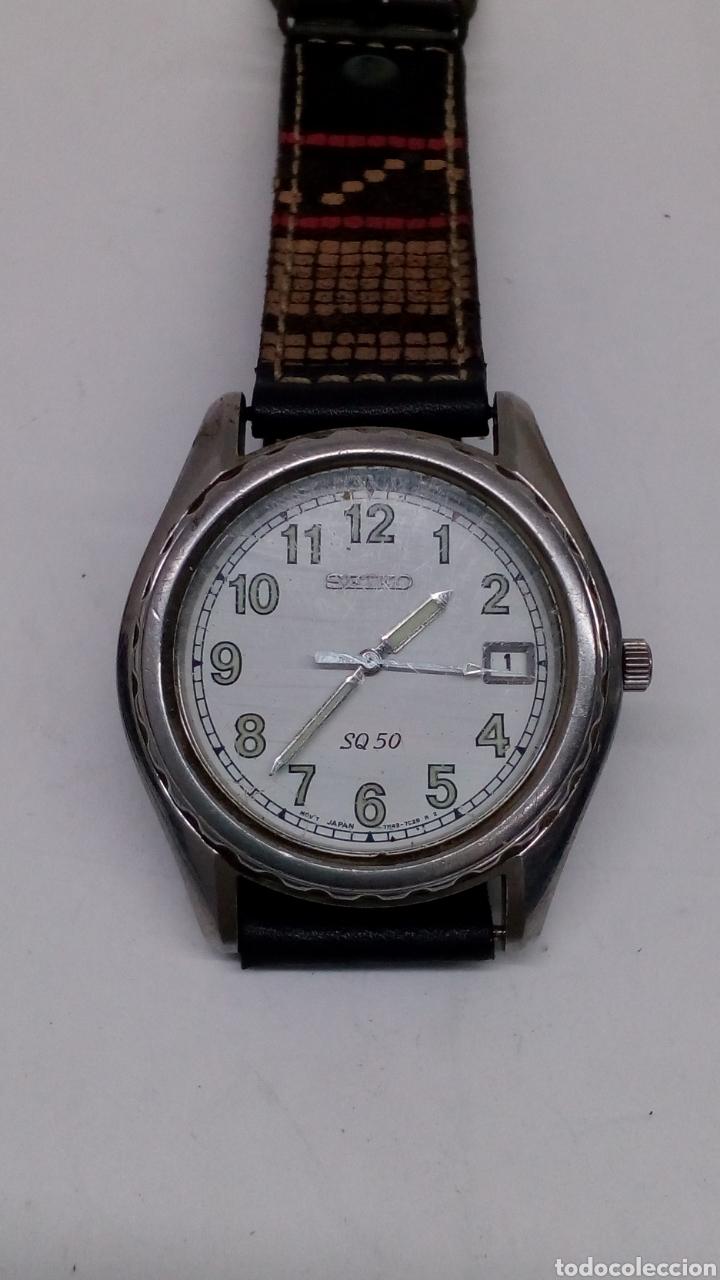 Relojes - Seiko: Reloj Seiko Quartz - Foto 3 - 176544850