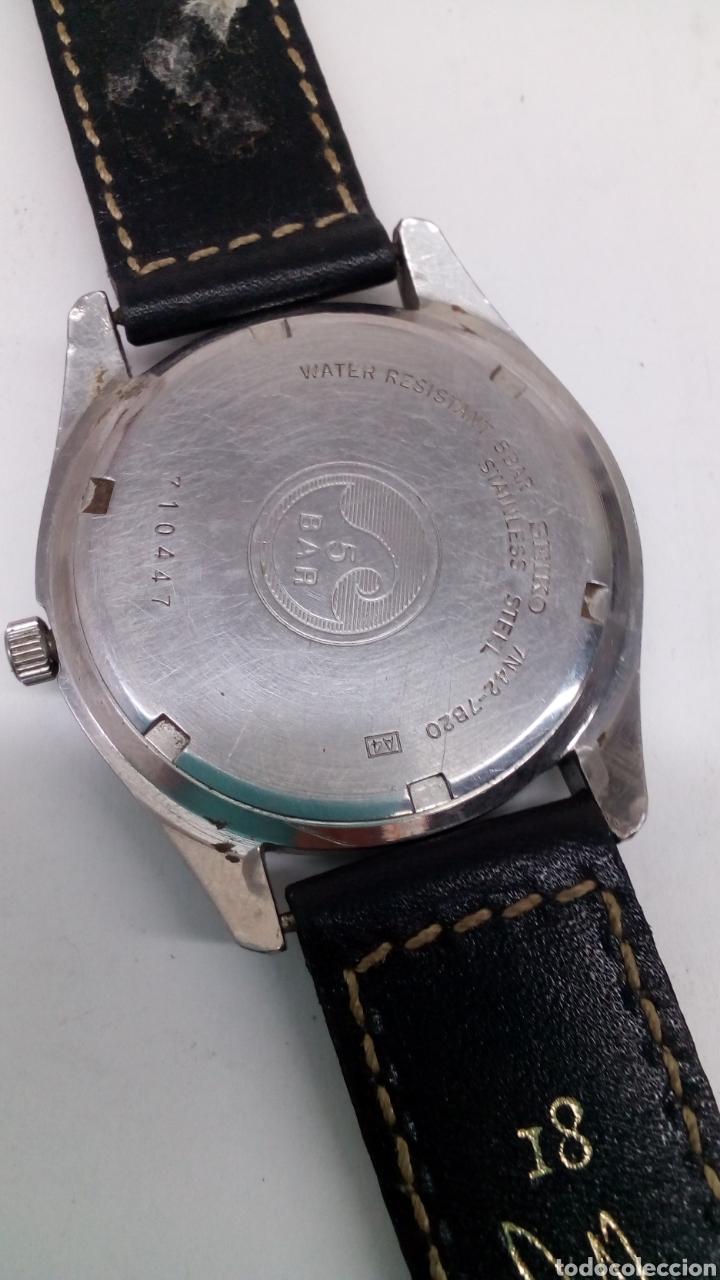 Relojes - Seiko: Reloj Seiko Quartz - Foto 2 - 176544850