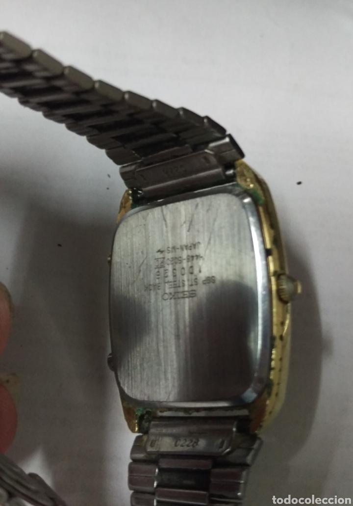 Relojes - Seiko: RELOJ SEIKO QUARTZ ALARMA-CHRONOGRAPH 5020 - Foto 7 - 177730538