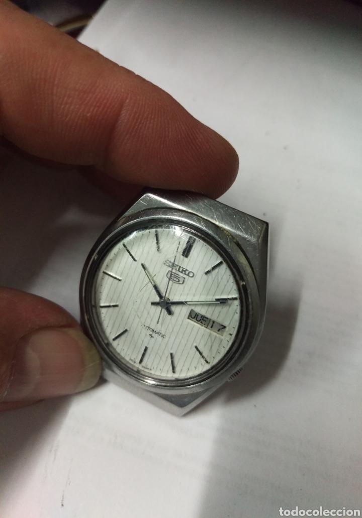 Relojes - Seiko: RELOJ SEIKO 5 AUTOMATIC - Foto 5 - 177732887