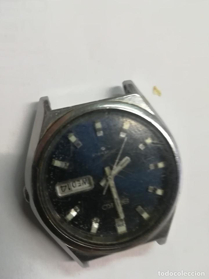 Relojes - Seiko: RELOJ SEIKO AUTOMATICO FUNCIONA - Foto 8 - 178005217