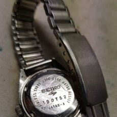 Relojes - Seiko: SEIKO SEÑORA AUTOMATICO. Lote 178852673