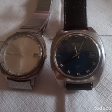 Relojes - Seiko: LOTE DE 2 RELOJ SEIKO AUTOMATIC 17 JEWELS Y SPORTMATIC.. Lote 178950713