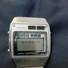 Relojes - Seiko: RELOJ DIGITAL SEIKO PARA REPARAR. Lote 179009237