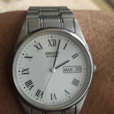 Relojes - Seiko: RELOJ SEIKO QUARTZ ESTÁ EN BUEN ESTADO. Lote 180043397