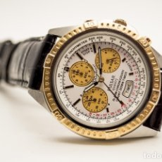Relojes - Seiko: EXCLUSIVO CRONOGRAFO PULSAR N944 DE 1990. Lote 180397018