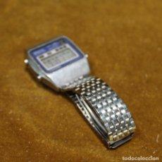 Relojes - Seiko: RELOJ SEIKO DIGITAL,MODELO QUARTZ LC,CORREA DE ACERO.. Lote 180886743