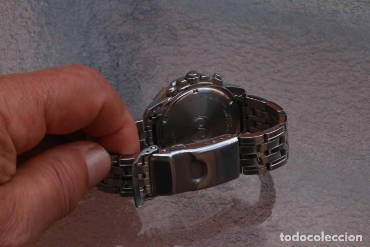 Relojes - Seiko: Cronógrafo Seiko totalmente nuevo. - Foto 3 - 181037343