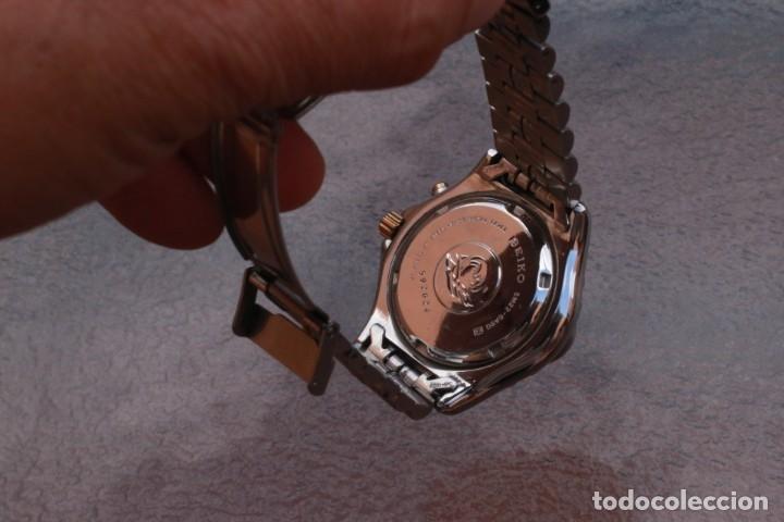 Relojes - Seiko: SEIKO KINETIC Divers 200 - Foto 2 - 181037948