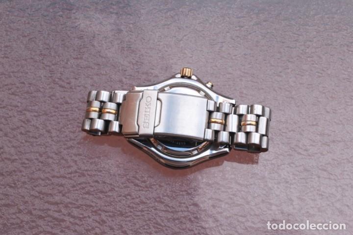 Relojes - Seiko: SEIKO KINETIC Divers 200 - Foto 4 - 181037948
