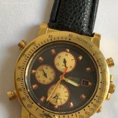 Relojes - Seiko: RELOJ VINTAGE SEIKO 7T32-7A80 CHRONOGRAPH ALARMA QUARTZ JAPAN. Lote 182028380