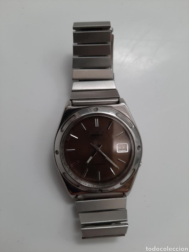 Relojes - Seiko: Seiko automatico - Foto 2 - 182596016