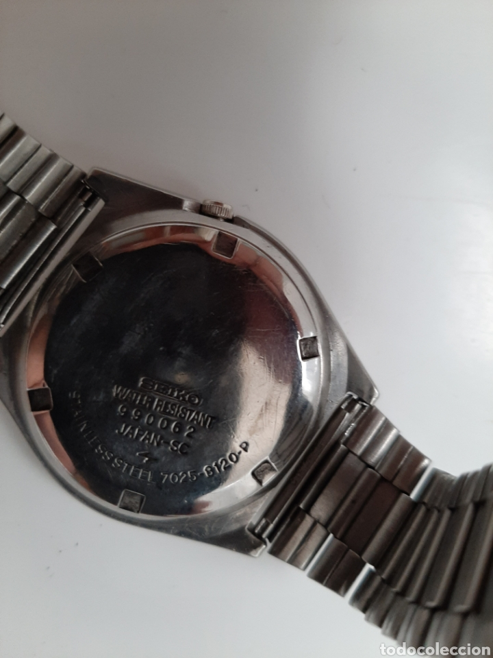 Relojes - Seiko: Seiko automatico - Foto 4 - 182596016