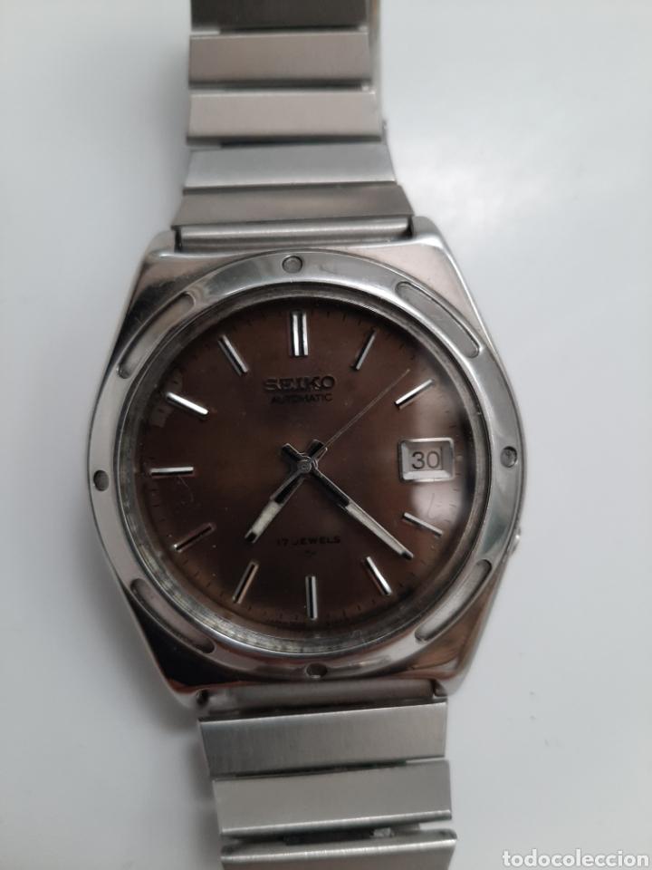 SEIKO AUTOMATICO (Relojes - Relojes Actuales - Seiko)