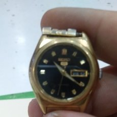 Relógios - Seiko: RELOJ SEIKO AUTOMATICO DE MUJER FUNCIONANDO CORRECTAMENTE CON SEÑALES DE USO. Lote 182622496