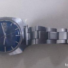 Relojes - Seiko: RELOJ SEIKIO AUTOMATIC 19 JAWELS (FUNCIONANDO) CRISTAL ROTO . Lote 182736545
