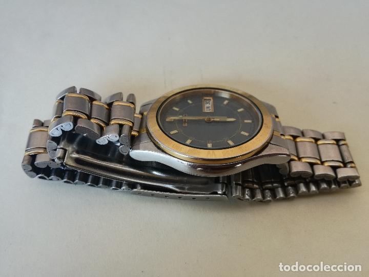 Relojes - Seiko: RELOJ VINTAGE SEIKO 7N43-6A40 (A4) - RELOJ PAR AHOMBRE - FUNCIONANDO PERFECTAMENTE - Foto 4 - 182894206