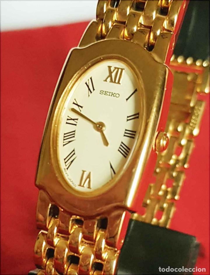 Relojes - Seiko: RELOJ SEIKO, VINTAGE, NOS (new old stock) - Foto 3 - 184102693