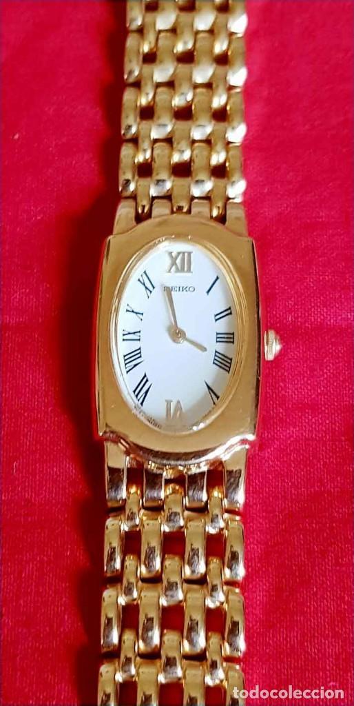 Relojes - Seiko: RELOJ SEIKO, VINTAGE, NOS (new old stock) - Foto 6 - 184102693