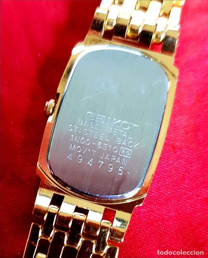 Relojes - Seiko: RELOJ SEIKO, VINTAGE, NOS (new old stock) - Foto 8 - 184102693