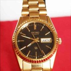 Relojes - Seiko: RELOJ SEIKO 3V03-0160 - VINTAGE, NOS (NEW OLD STOCK). Lote 184103567