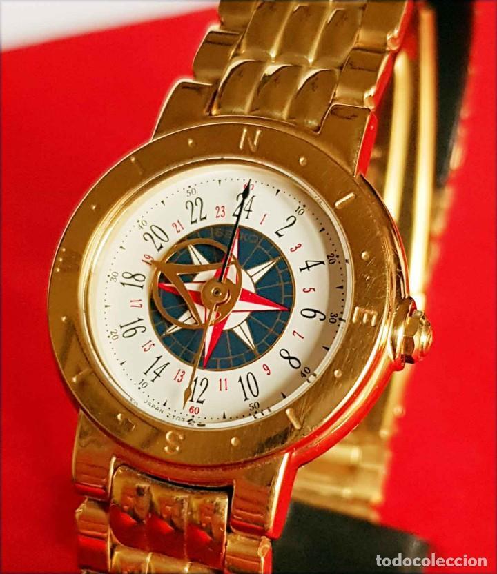 Relojes - Seiko: RELOJ SEIKO, VINTAGE, NOS (new old stock) - Foto 2 - 184390898