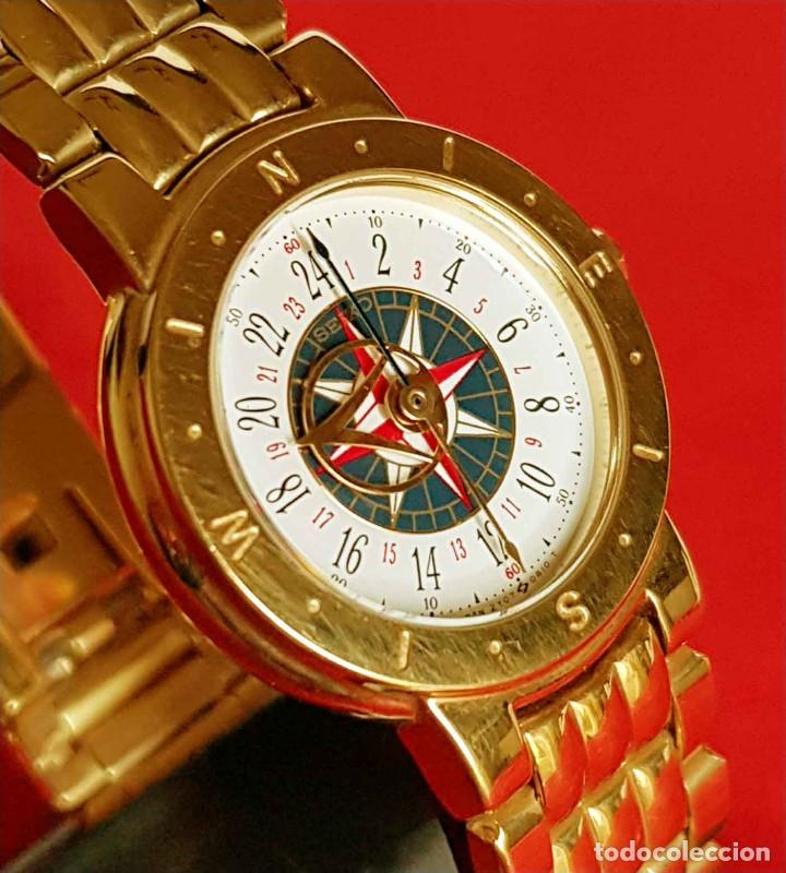 Relojes - Seiko: RELOJ SEIKO, VINTAGE, NOS (new old stock) - Foto 3 - 184390898