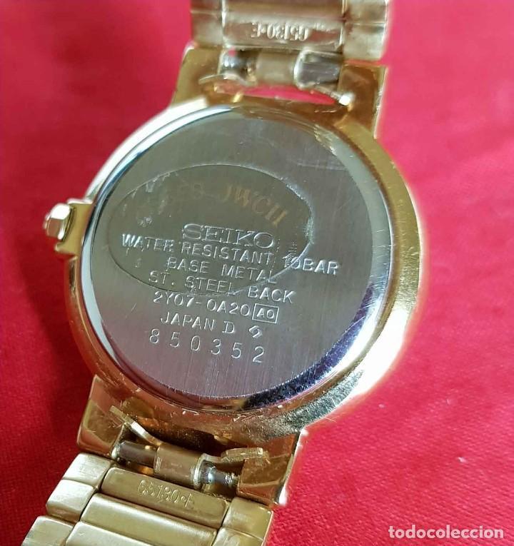 Relojes - Seiko: RELOJ SEIKO, VINTAGE, NOS (new old stock) - Foto 8 - 184390898