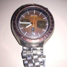 Relojes - Seiko: ANTIGUO SEIKO CRONO BULLHEAD AUTOMATICO DESCONOZCO ESTADO. Lote 184768636