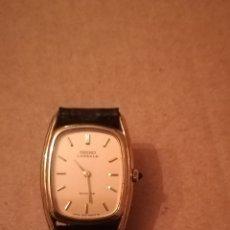 Relojes - Seiko: ANTIGUO RELOJ DE SEÑORA, SEIKO LASSLE, QUARZO. Lote 185930756