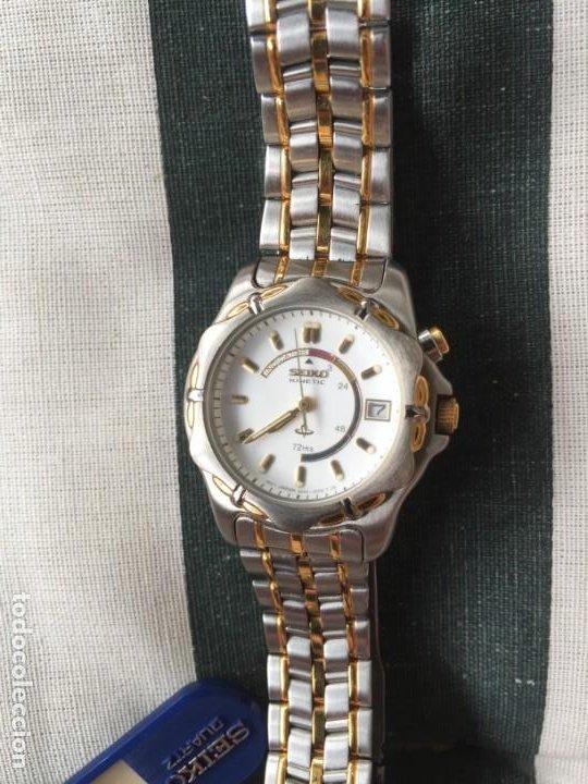 Relojes - Seiko: RELOJ SEIKO DE SEÑORA NUEVO - Foto 2 - 186334536