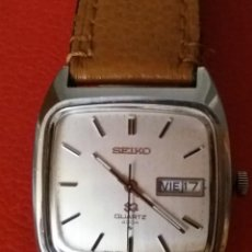 Relojes - Seiko: RELOJ SEIKO 4004 QUARTZ CALENDARIO.. Lote 187079026