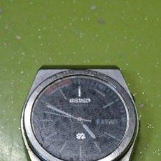 Relojes - Seiko: RELOJ SEIKO SQ, ALARM, QUARTZ, FUNCIONA, PARA REPARAR . Lote 187308261