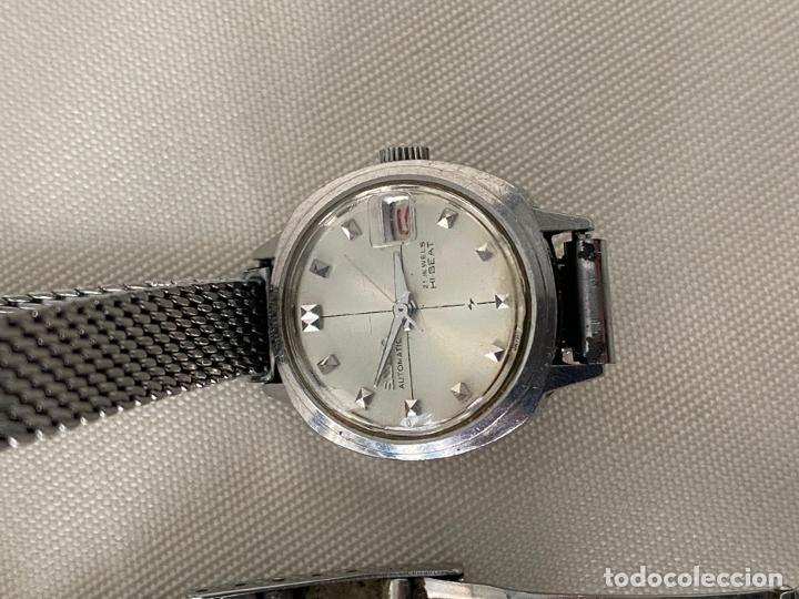 Relojes - Seiko: LOTE DE 2 RELOJES SEIKO AUTOMATICOS , HI BEAT DE SEÑORA - Foto 3 - 187384288