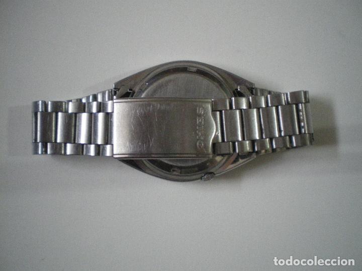 Relojes - Seiko: SEIKO CON NUMEROS Y CALENDARIO AUTOMATICO - Foto 3 - 188403187